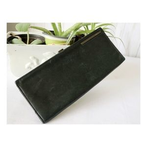 Kenneth Cole Reaction Soft Leather Clutch